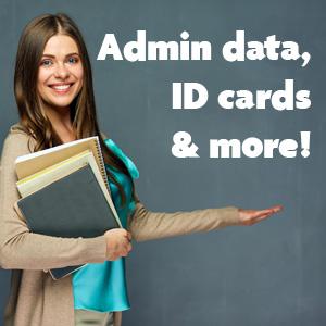 Admin Items graphic